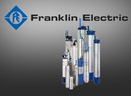 Franklin Submersible motors