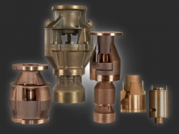 MPT Injection valves